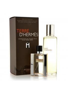 Cofre Hermés TERRE D´HERMES Men edt 30 ml+Recarga 125ml