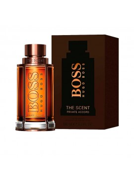 Hugo Boss THE SCENT PRIVATE ACCORD Men edt 100 ml