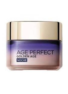 L'Oreal AGE PERFECT GOLDEN AGE Crema Noche Anti-edad 50ml