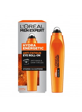 L'Oreal Men Expert HYDRA ENERGETIC Roll-On Anti Fatiga 10ml