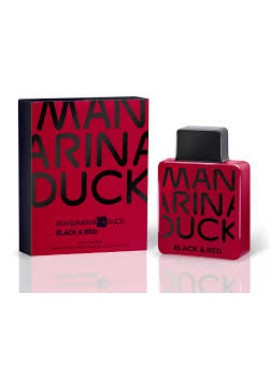 Mandarina DUCK BLACK&RED Man edt 100ml