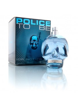 Cofre Police TO BE Men edt 75ml+Gel-Champú 100ml