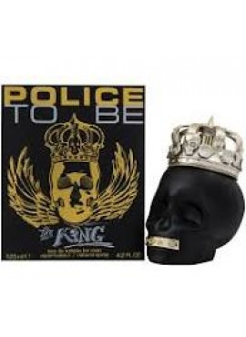 Police TO BE THE KING Men edt 125ml