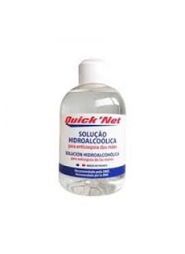 QUICK'NET Solución Hidroalcoholica 300ml