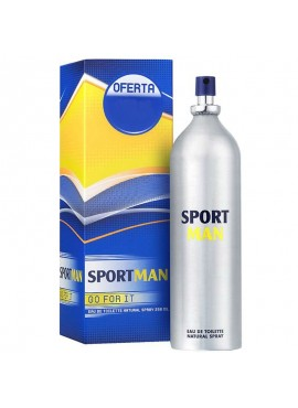 Puig SPORT MAN Men edt 250ml