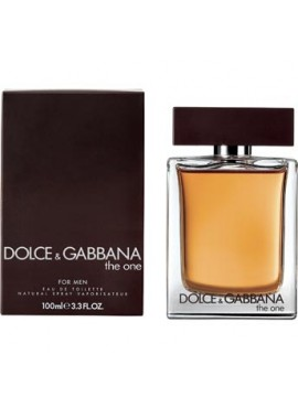 Dolce Gabbana THE ONE Men edt 100 ml