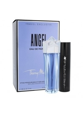 Cofre Thierry Mugler ANGEL Woman edp 100ml+Mini edp 7,5ml