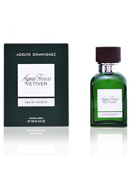 Adolfo Dominguez AGUA FRESCA DE VETIVER Men edt 120 ml
