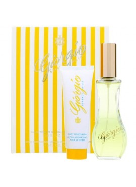 Cofre GIORGIO BEVERLY HILLS Woman edt 90ml+Body Lotion 50ml